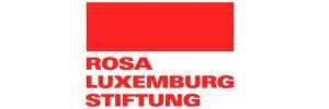 Logo der Rosa Luxemburg Stiftung